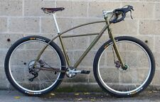 RETROTEC Curtis Inglis 29er Mountain Bike FRAME & FORK LARGE steel NAHBS