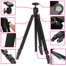 163cm 8KG Fancier WF-6662A Ball Head Tripod For Nikon Canon Sony DSLR Camera bag
