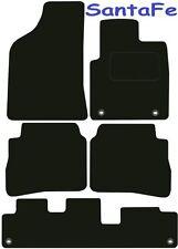 HYUNDAI SANTA FE 7 posti SU MISURA tappetini AUTO ** qualità Deluxe ** 2009 2008 2007