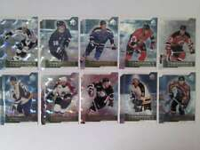 1999-00 SP Authentic Tomorrow's Headliners 10 Card Insert Set NHL Thornton Hossa