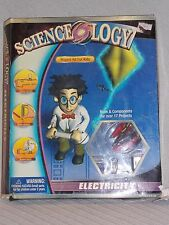 New in Damaged box 2004 Science Logy ELECTRICITY Project For Kids