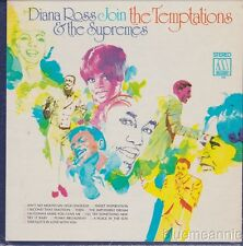 Diana Ross & Supremes Join The Temptations USA Reel To Reel 3 3/4 IPS 4 Track SS