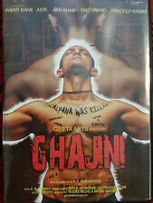 Ghajini (2008) - Aamir Khan, Asin -  bollywood hindi movie dvd
