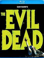 The Evil Dead (Blu-ray Disc, 2010) NEW!