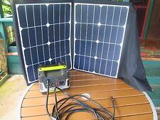 GOAL ZERO YETI 400 - 60 WATT SOLAR PANEL (SOLAR PANEL ONLY!) FASTER CHARGING