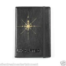Uncharted Nathan Drake's Journal - Compass Rose Leather Notebook