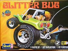 Revell Monogram 1:25 Glitter Bug Dave Deal's Custom Car Model Kit