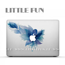 "Macbook Aufkleber color Sticker Skin Decal Macbook Pro 13"" 15"" Air 13"" Blume C14"