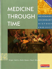 Medicine Through Time Core Student Book (Heinemann Secondary History Project), ,
