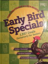 Early Bird Specials 1937 Deals Exclusively for Seniors by Reader's Digest