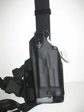 safariland  thigh Holster for Glock 19,19C,23,23C,25,32 With or without light LH
