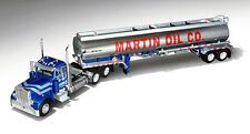 1/64 DCP Martin Oil Co. Peterbilt 379 Daycab with Heil Fuel Tanker