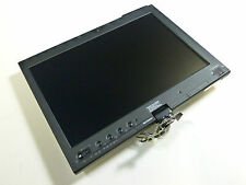 Lenovo ThinkPad X200 Complete Swivel Touch Screen Assembly BLACK - UK Seller