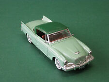 Studebaker Hard Top Silver Hawk 1957 Farbvariante 2 Solido 1:43 Oldtimer US-Car