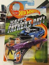 Hot Wheels Happy Father's Day Poison Arrow Purple