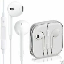Genuine apple iphone 6S 6+ 6 5S 5C earpods casque écouteur mains libres avec micro