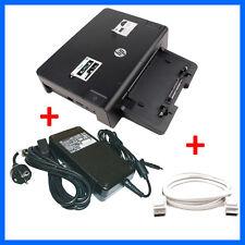 HP Dockingstation HSTNN-I10X + HP Netzteil 230W + Displayport