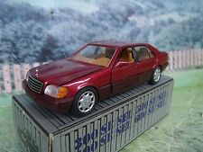 1/43 Schabak   (Germany)  Mercedes  600 SEL