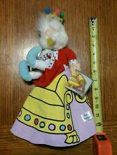OLD KING COLE Puppet TOY PARADE with Tags