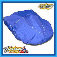 GO KART Quality ITALSPORT Race KART COVER Lightweight BLUE Waterproof
