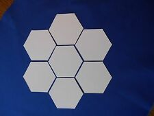 ALL QUILTY -175 Shapes 1 1/2' Hexagons English Paper Piecing Templates