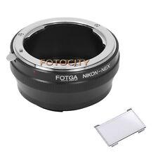 Nikon AI Lens to Sony E-Mount Adapter Ring A7R A6000 A3000 NEX5T NEX3N NEX6 NEX7