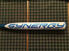 RARE USED Easton SYNERGY Speed SRV4B Fastpitch Softball Bat 33/23 (-10) ASA HOT!