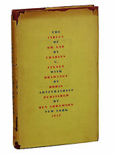 THE CIRCUS OF DR. LAO Charles Finney ~ First Thus 1945 ~ Boris Artzybasheff 1st