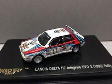 HO 1/87 Ricko # 38814 Lancia Delta HF interale EVO 2 1992) Rally - Martini