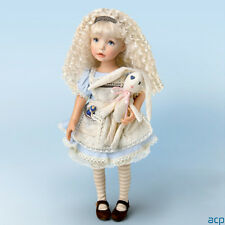 Ashton Drake Alice In Wonderland Articulated Doll,Dianna Effner SALE