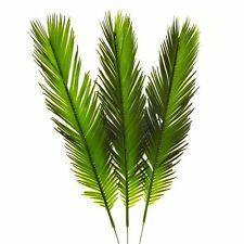 3 Artificial 41cm Cycas Palm Leaves - Easter - Palm Sunday - Green