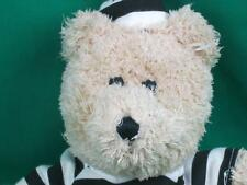 STARBUCKS COFFEE PLUSH 24TH BEARISTA JAIL BEAR UNCHAIN MY HEART LOVE TEDDY