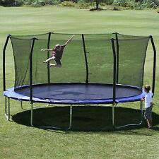 Skywalker Trampoline 17 x 15 Oval Trampoline and Enclosure Combo Free Shipping