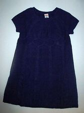 Gymboree Fairy Tale Forest Purple Plum Cable Knit Sweater Dress Girls 8 NEW NWT