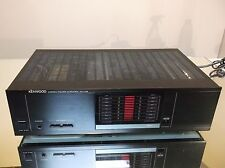 Kenwood KM-106 Stereo Power Amplifier, Tested