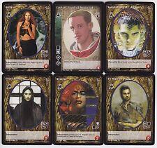 Followers of Set Mid Cap Crypt Lot G2/G3 6x Vampires BH/FN/AH V:TES VTES