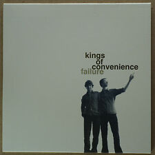 "KINGS OF CONVENIENCE - Failure ***7""-Vinyl***NEW***"
