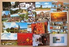 Lot Sammlung Postkarten 17x HOLLAND Niederlande Nederland Netherlands gebraucht