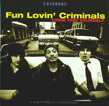 CD - Fun Lovin' Criminals - Come Find Yourself - A38