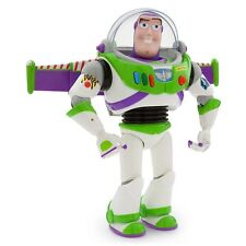 GENUINE Disney Pixar Toy Story Buzz Lightyear Large Talking Action Figure 12""