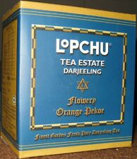 1x 500g LOPCHU FLOWERY ORANGE PEKOE DARJEELING TEA  **Free Shipping Worldwide