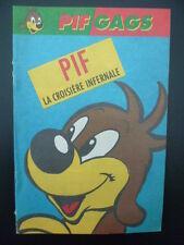 GAGS Jeux PIF - PIF la croisière infernale  (supplément PIF-Gadget) Ed. VAILLANT