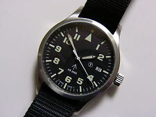 38mm Royal Army Issue - Broad Arrow - Tritium Dial - Adolf Schild AS-2063