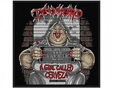 TANKARD a girl called cerveza 2012 - WOVEN SEW ON PATCH official merchandise