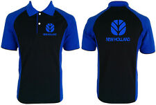 New Holland Tracteur Polo Shirt