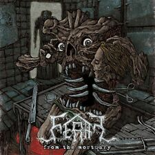 FERAL - From The Mortuary - MCD - DEATH METAL