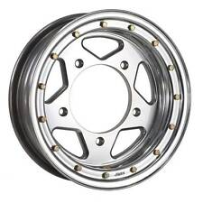 "DWT Beadlock Billet Center VW Front Wheel 15x5.5"" 14mm 3.5+2 Dune Buggy Sandrail"