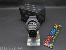 DS ATMOS x MEDICOM TOY BE@RBRICK x CASIO G-SHOCK DW-6900 BLACK 10TH ANNIVERSARY