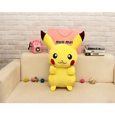 "13.8"" Pikachu Soft Plush Toys Cute Pokemon Children's Gift Baby Toy Kids Pillow"