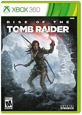 NEW Rise of the Tomb Raider (Microsoft Xbox 360, 2015)